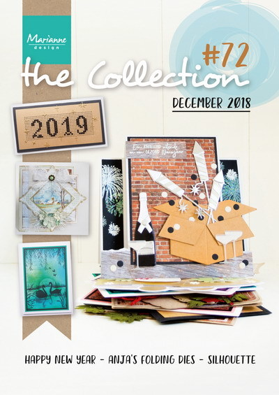 Marianne Design - The Collection - No. 72 - CAT1372