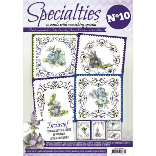 Card Deco - Hobbyboeken - Specialties - No. 10 - SPEC10010