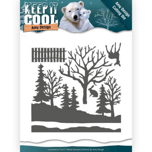 Amy Design - Die - Keep it Cool - Cool Forest - ADD10160