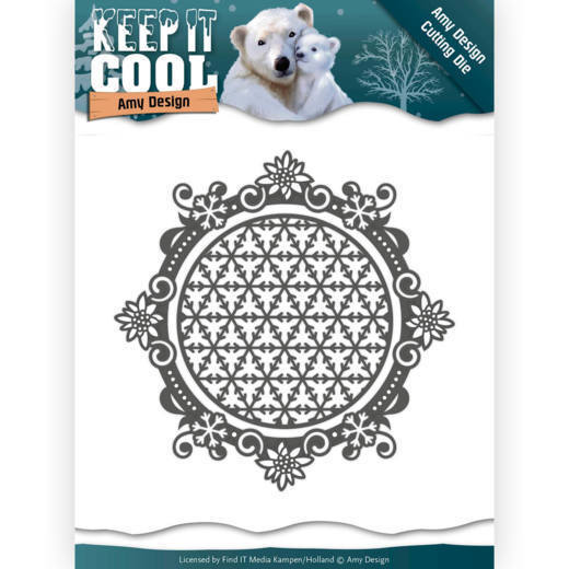 Amy Design - Die - Keep it Cool - Keep it Round - ADD10163