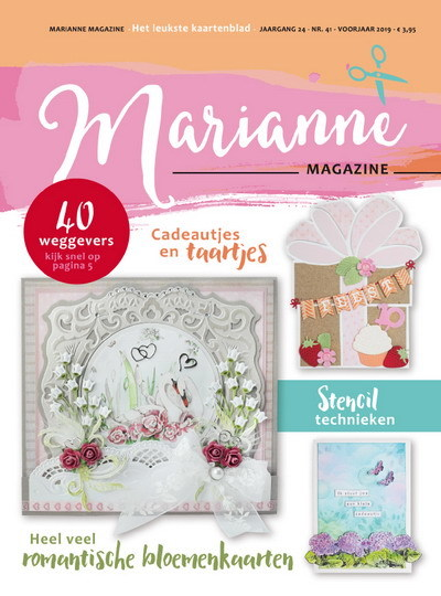 Marianne Design - Marianne Doe - Magazine No. 41 - DOE41