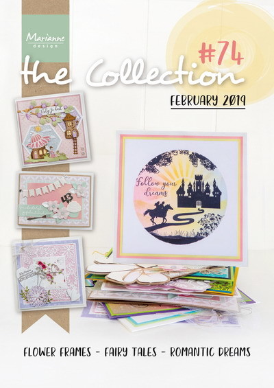 Marianne Design - The Collection - No. 74 - CAT1374