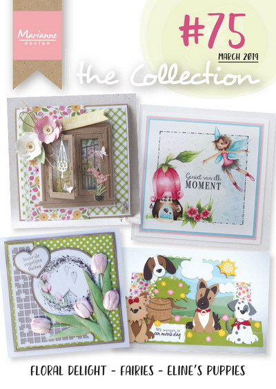 Marianne Design - The Collection - No. 75 - CAT1375