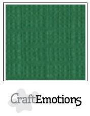 CraftEmotions - Linnenkarton - 135 x 270mm: Loofgroen - 1025