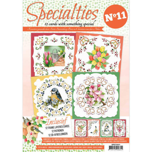 Card Deco - Hobbyboeken - Specialties - No. 11 - SPEC10011