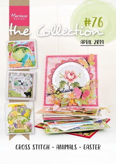 Marianne Design - The Collection - No. 76 - CAT1376