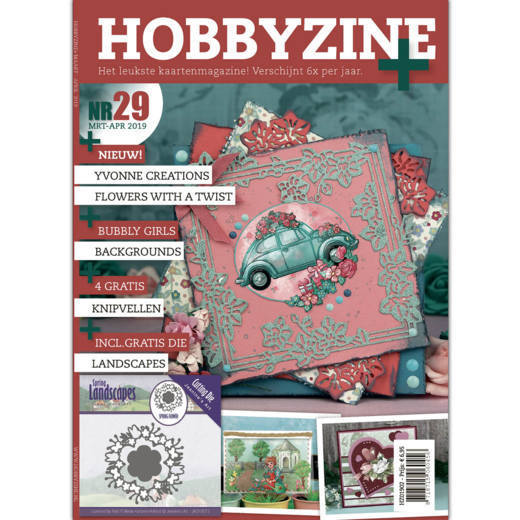 Hobbyzine - Plus29 - HZ01902