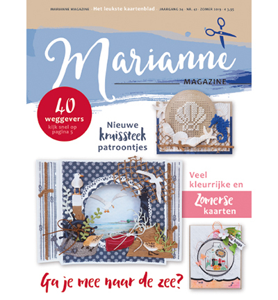 Marianne Design - Marianne Doe - Magazine No. 42 - DOE42