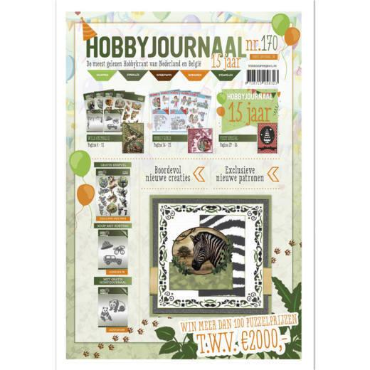 Hobbyjournaal 170 - HJ170