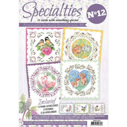 Card Deco - Hobbyboeken - Specialties - No. 12 - SPEC10012