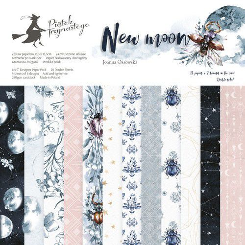 Piatek13 - Paperpack - New moon - P13-359