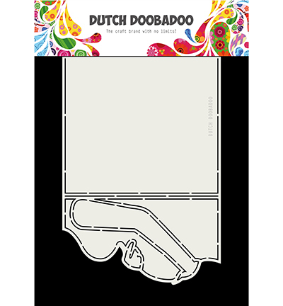 Dutch Doobadoo - Card Art - Pregnant - 470.713.712