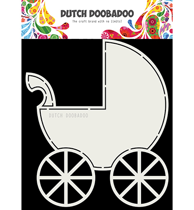 Dutch Doobadoo - Card Art - Buggy - 470.713.714