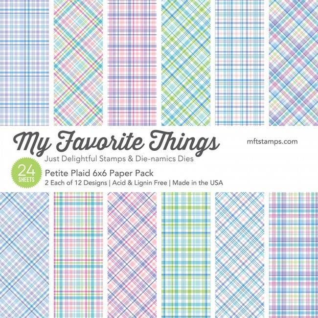 My Favorite Things - Paperpacks - Petite Plaid - EP-57