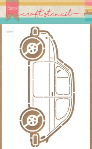 Marianne Design - Maskingstencil - Car - PS8037