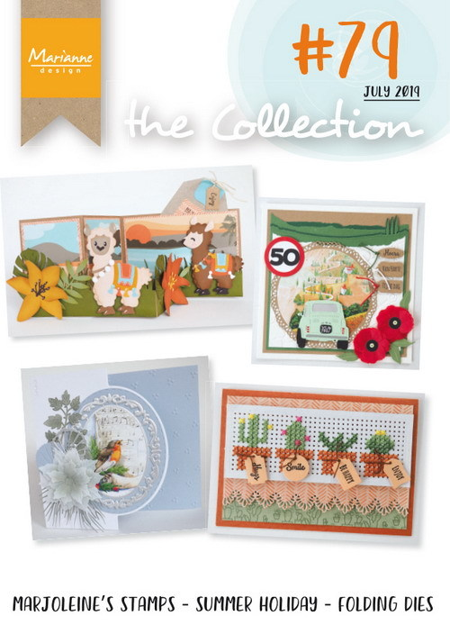 Marianne Design - The Collection - No. 79 - CAT1379
