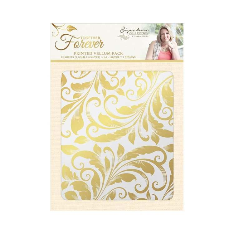Crafter`s Companion - Vellum - Together Forever - S-TF-VELLUM