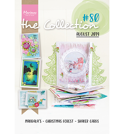 Marianne Design - The Collection - No. 80 - CAT1380