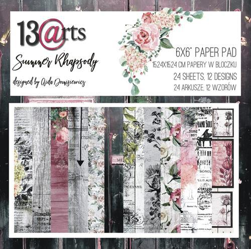 13@arts - Paperpack - Summer Rhapsody