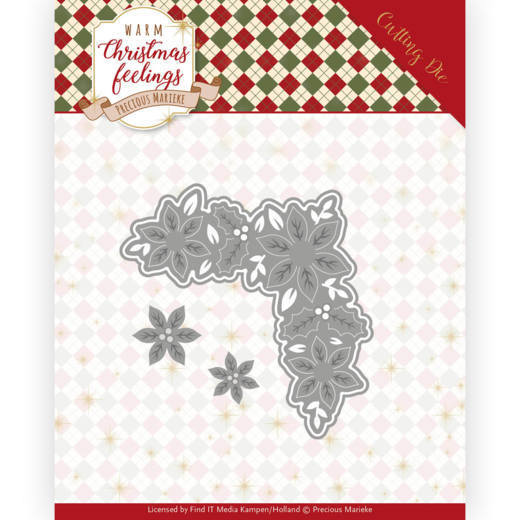 Precious Marieke - Die - Warm Christmas Feelings - Christmas Corner - PM10165