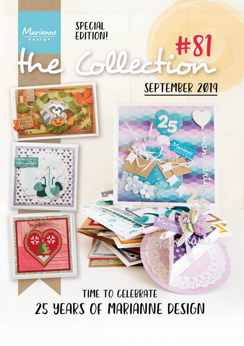 Marianne Design - The Collection - No. 81 - CAT1381