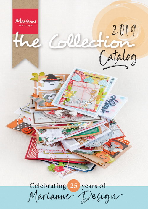 Marianne Design - The Collection - Catalogus 2019 - CAT2019