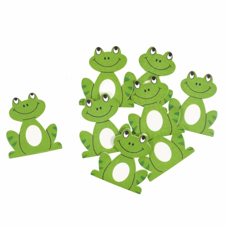 Craft for Occasions - Embellishments - Frogs - C2289