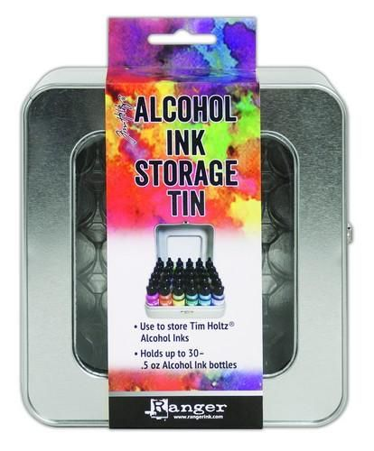 Ranger - Tim Holtz - Alcohol Ink Storage Tin - TAC58618