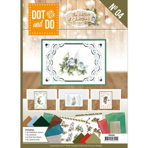 Precious Marieke - Dot & Do boek - DODOA6004