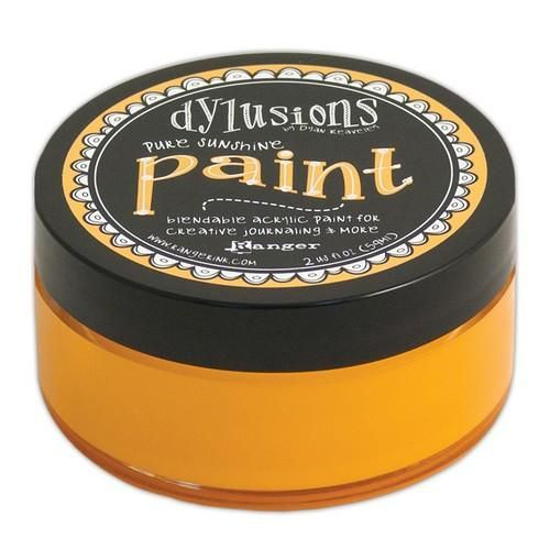 Ranger - Dylusions paint: Pure sunshine - DYP52746