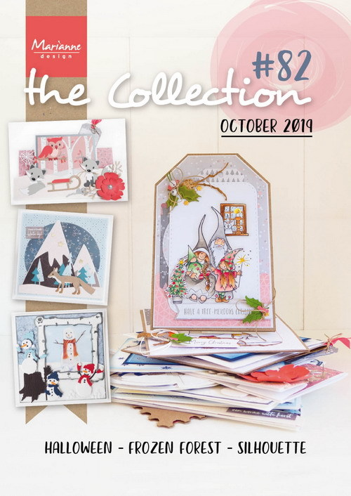 Marianne Design - The Collection - No. 82 - CAT1382