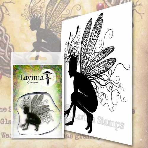 Lavinia Stamps - Clearstamp - Oona - LAV550