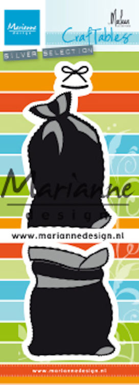 Marianne Design - Die - Craftables - Presents bags - CR1487