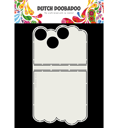 Dutch Doobadoo - Card Art - Mini album circles - 470.713.740