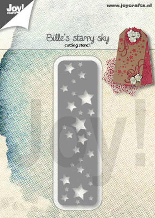 Joy! crafts - Die - Bille's starry sky - 6002/1398