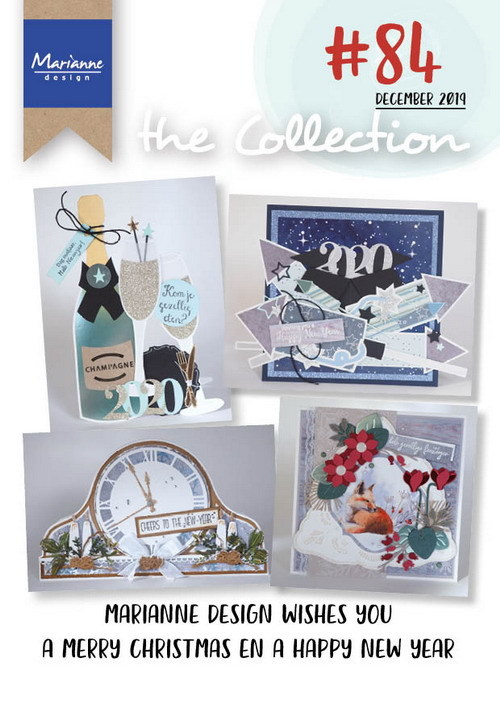 Marianne Design - The Collection - No. 84 - CAT1384