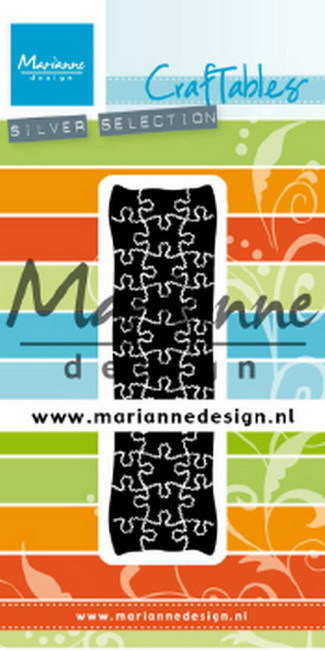 Marianne Design - Die - Craftables - Punch die Puzzle - CR1492