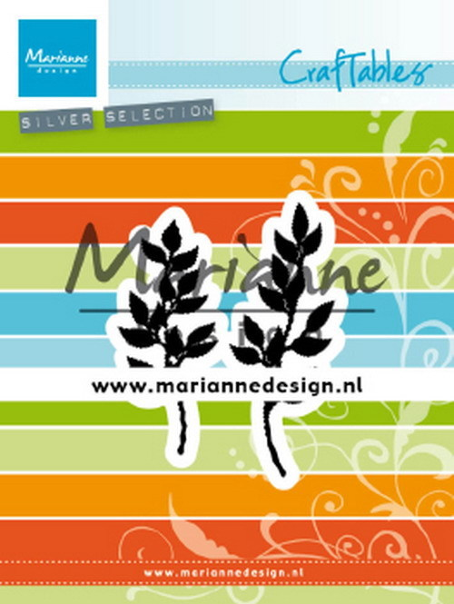 Marianne Design - Die - Craftables - Natural twigs - CR1494