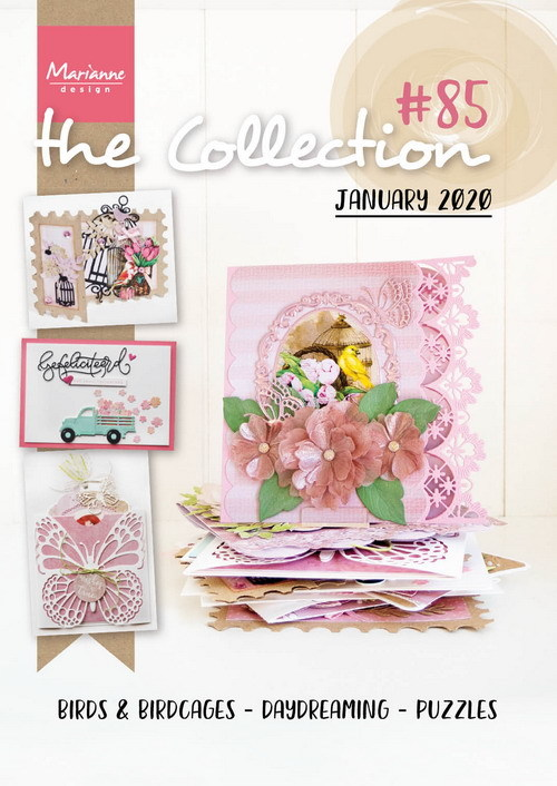 Marianne Design - The Collection - No. 85 - CAT1385