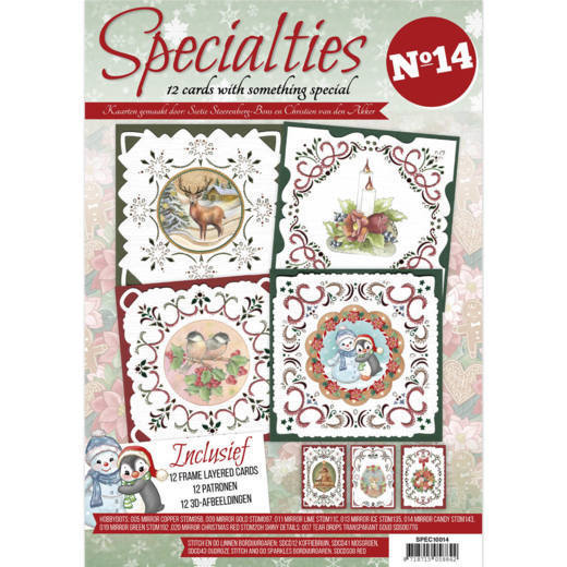 Card Deco - Hobbyboeken - Specialties - No. 14 - SPEC10014