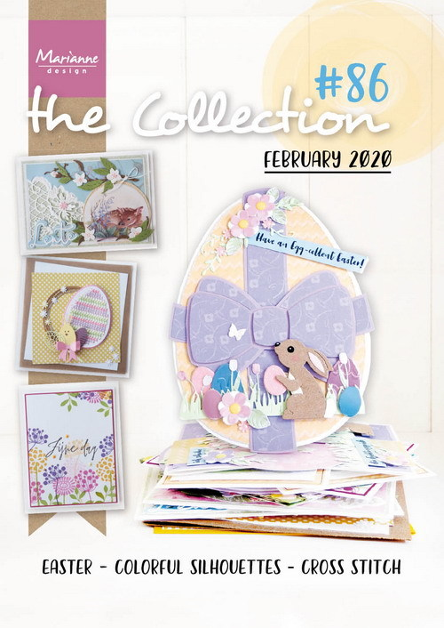 Marianne Design - The Collection - No. 86 - CAT1386