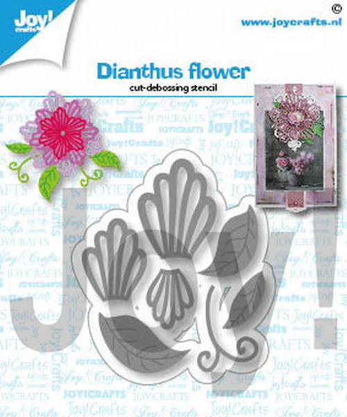 Joy! crafts - Die - Dianthus flower - 6002/1430