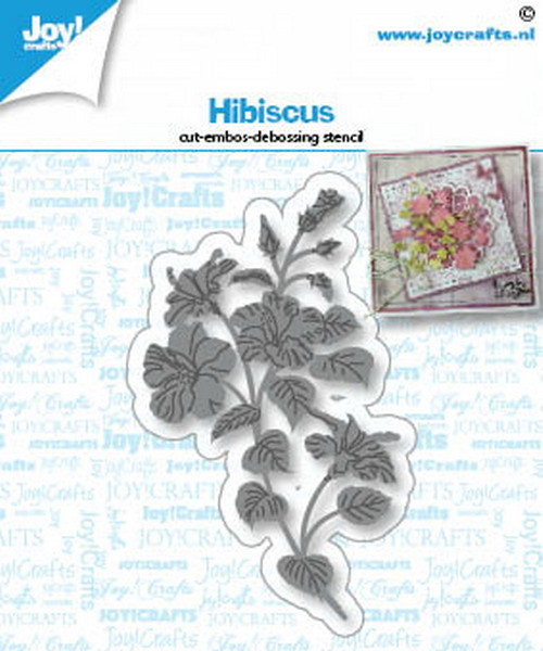 Joy! crafts - Die - Hibiscus - 6002/1435