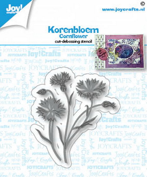 Joy! crafts - Die - Korenbloem - 6002/1447