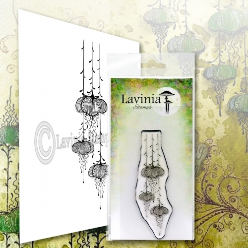 Lavinia Stamps - Clearstamp - Luna Lights - LAV594