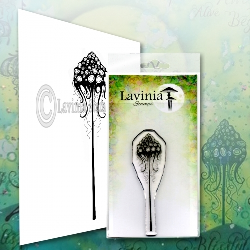 Lavinia Stamps - Clearstamp - Mushroom Lantern Single - LAV597