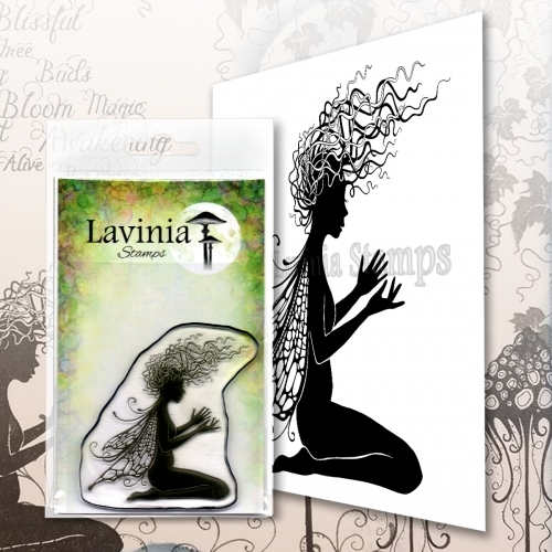 Lavinia Stamps - Clearstamp - Aria - LAV584