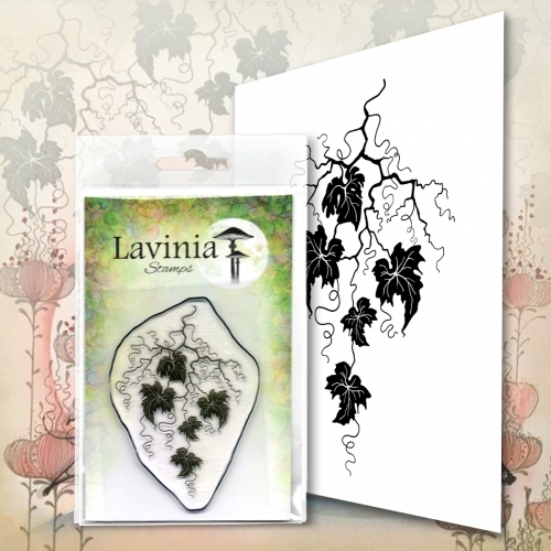 Lavinia Stamps - Clearstamp - Vine Flourish - LAV599