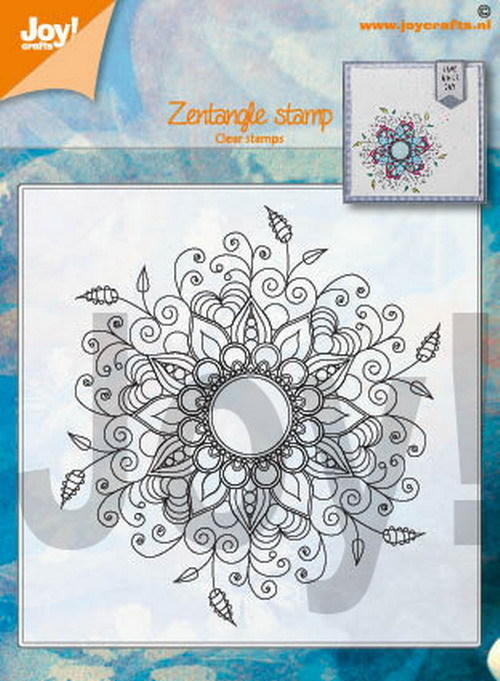 Joy! crafts - Clearstamp - Zentangle - 6410/0527
