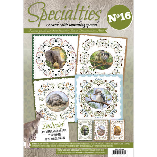 Card Deco - Hobbyboeken - Specialties - No. 16 - SPEC10016